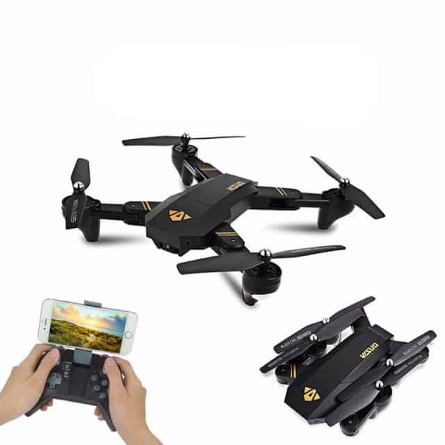Drone with Wifi and Camera